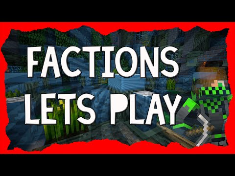 [Minecraft] Factions Lets Play #35: $%#@#~ RAGE