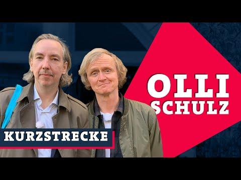Olli Schulz beendet seine | Kurzstrecke mit Pierre M. Krause
