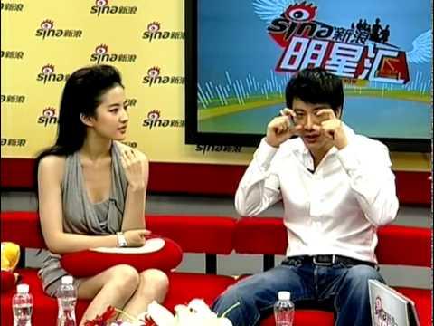 王力宏 Leehom Wang 刘亦菲陈汉典做客新浪- Sina Interview (Part3)