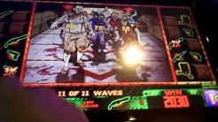 Zombie Outbreak Slot Machine Bonus