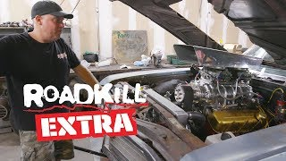 See More of the Roadkill Crusher Impala - Roadkill Extra