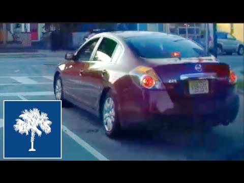 Road Rage: The Most Scatterbrained Driver Ever
