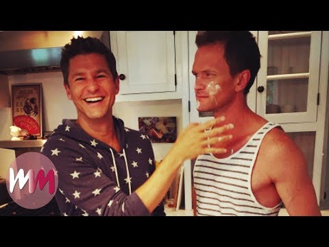 Top 10 Times Neil Patrick Harris & David Burtka Made Us Believe In Love