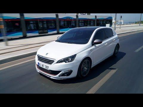 Peugeot 308 1.6 e-HDi Test Sürüşü / Leon FR'dan sonra Dizel