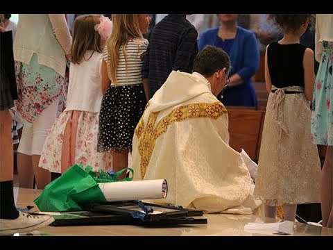 His Final OLGC Parish School Mass Homily - Fr. John Riccardo