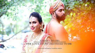 GIRISH AND SHAMA | Wedding Cinematography | WEDDING PABITRA RISTA