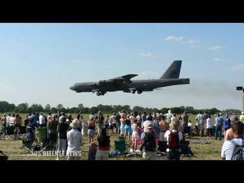 This Is Why the B-52 Bomber Will Fly for 100 Years