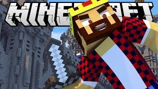 БИТВА ЗА КРУТОЙ ЗАМОК - Minecraft Egg Wars (Mini-Game)