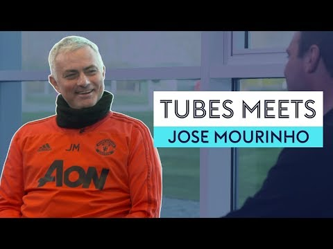 One of Jose's final interviews before being sacked! | Tubes Meets Jose Mourinho