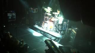 Amazing drum solo Ric Lee | Ten Years After | De Effenaar | Eindhov...