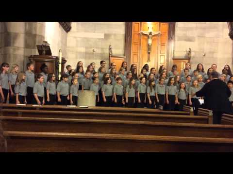 Indianapolis Children's Chamber Choir