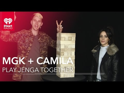 Camila Cabello Learns How to Play Jenga...