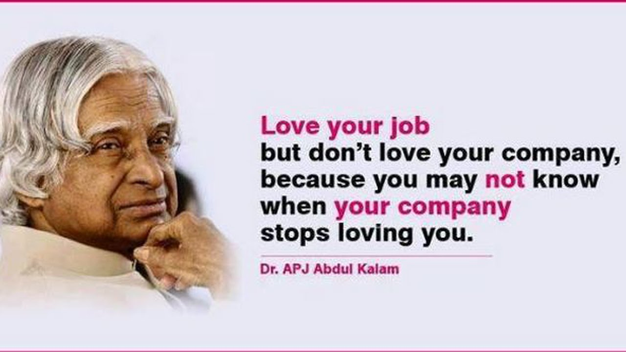 Inspiring Quotes By Apj Abdul Kalam Rip Dr A P J Abdul Kalam