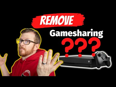 How To Remove My Home Xbox From Another Console