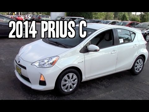 2014 toyota prius c review youtube. Black Bedroom Furniture Sets. Home Design Ideas