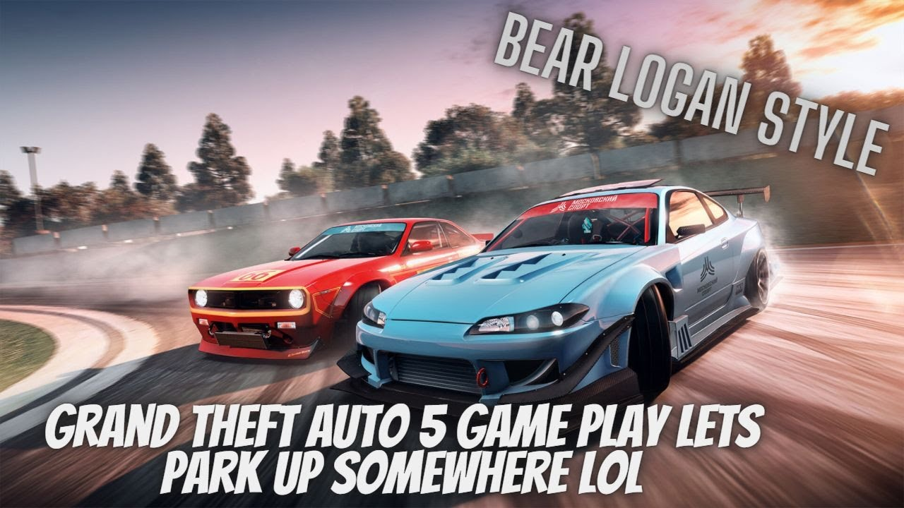 Download Grand Theft Auto 5 game play lets park up somewhere lol
