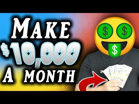 How To Make $10000 Per Month Online | Beginners Guide To Online Business