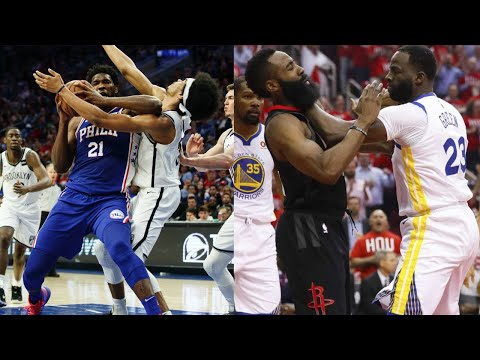 NBA 'No Sportsmanship' MOMENTS #2