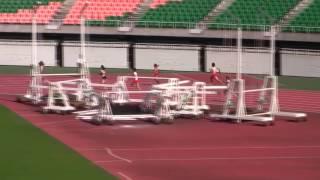 2017 静岡県高校総体 女子4x400mR決勝