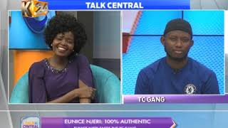 Talk Central : One on one with Eunice Njeri part 2