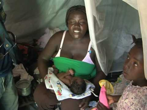 Infant Children Most Vulnerable in Post Quake Haiti