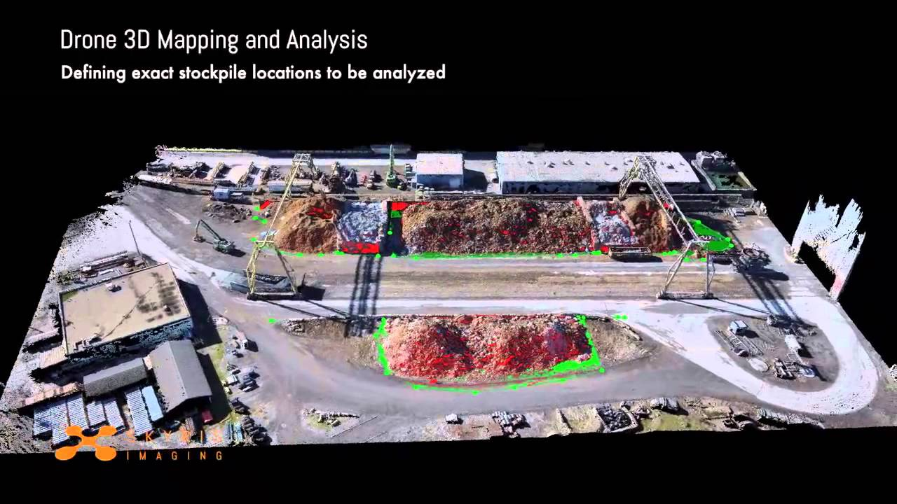 Aerial Photography 3D Mapping - YouTube on
