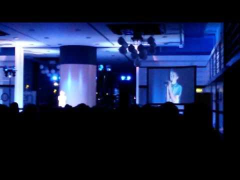 Jude hayes open mic uk