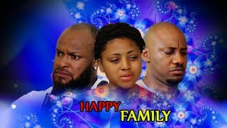 Happy Family 1&2 - Regina & Yul 2018 Latest Nigerian Nollywood /African Movie New Released Movie HD