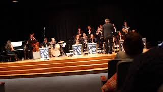 "Gambar cover Seneca Valley Jazz Ensemble I Winter Concert 209 ""Time After Time"""