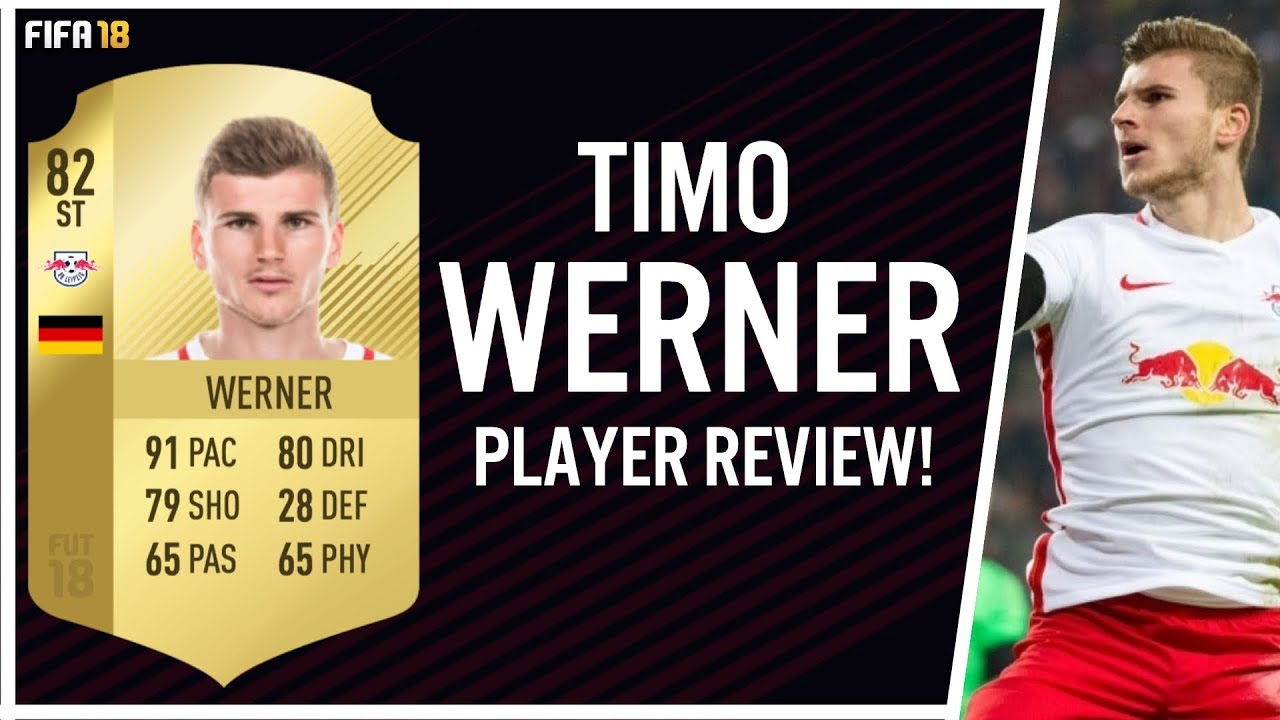 timo werner fifa 16