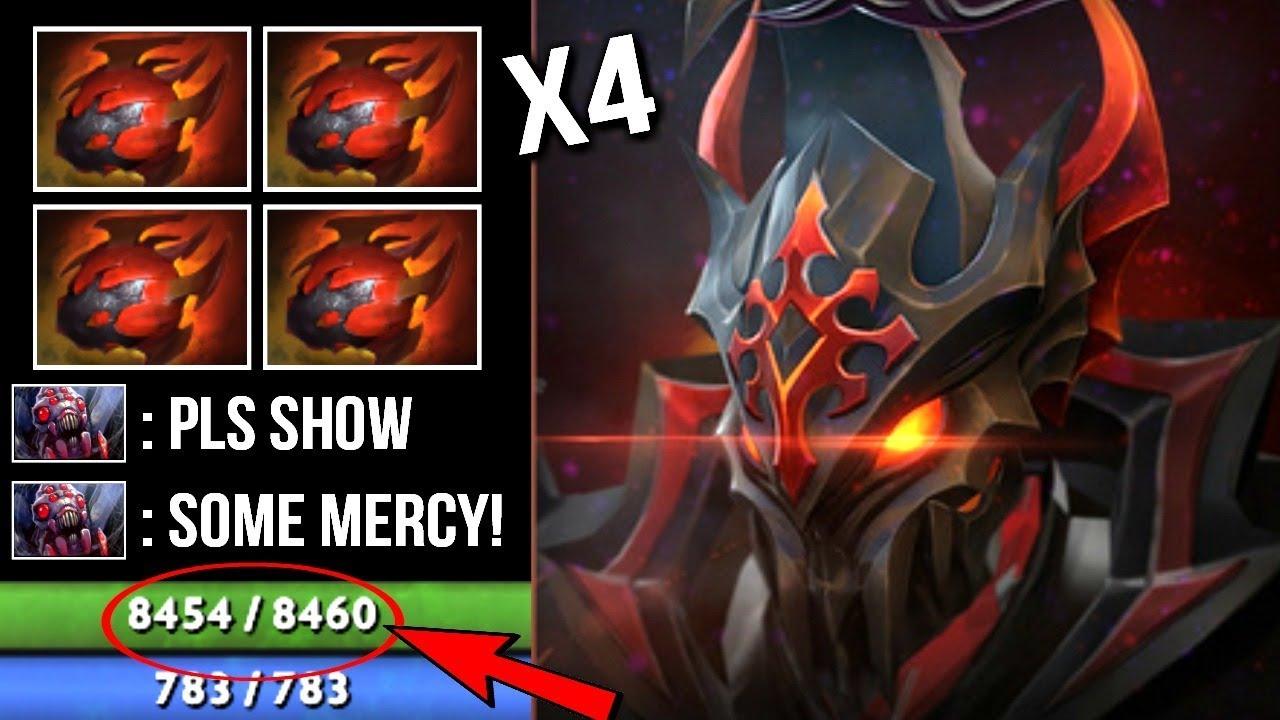 Brutal X Heart Chaos Knight  Min Godlike  Kills Epic Gameplay