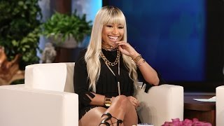 Repeat youtube video Nicki Minaj on Her Engagement Ring