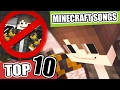 Top 10 Minecraft Songs And Animations Of February 2017 NEW Best Minecraft Song Compilations mp3