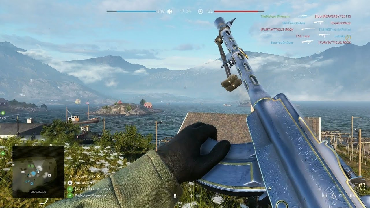Battlefield 5: Team Deathmatch Gameplay (No Commentary)
