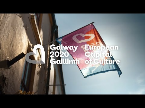 Tourism Ireland promotes Galway 2020 with new video