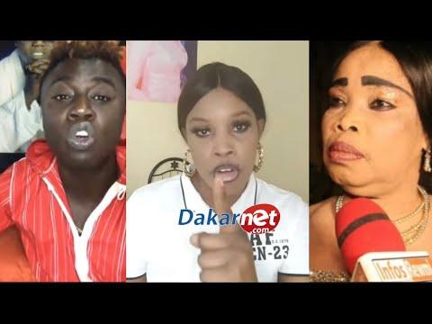 La fille de Fatou Laobé répond sévèrement à Pawlish Mbaye et fait d'autres révélations