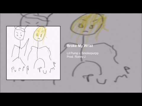 Lil Pump x Smokepurpp - Broke My Wrist (Prod. Ronny J) [HD]