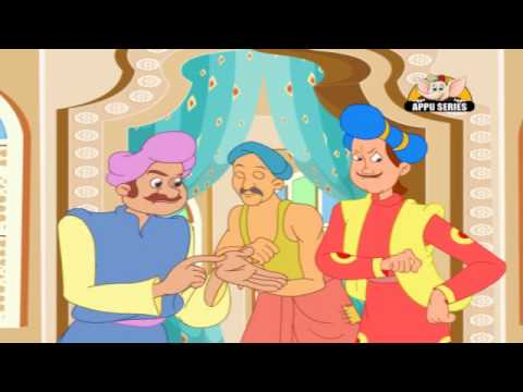 Akbar and Birbal Tales in Hindi - Water in the Well