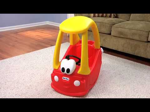 little tikes cozy coupe assembly instructions video