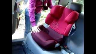 видео Купить Casualplay PROTECTOR - цены на автокресло, отзывы, обзор и краш-тесты Casualplay PROTECTOR