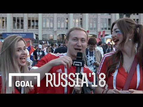 World Cup 2018: Russia fans react to victory against Spain