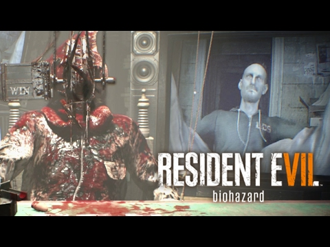 "CAUTION: THIS IS F**KED UP | Resident Evil 7 - ""21"" (Lucas DLC)"