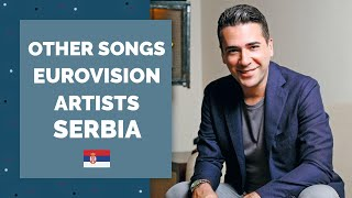 Other songs by Eurovision Artists   SERBIA   My Top 10