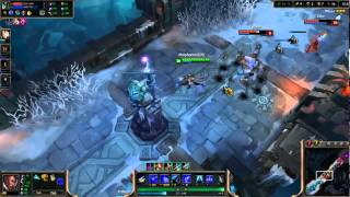 LOL ARAM Gameplay 005
