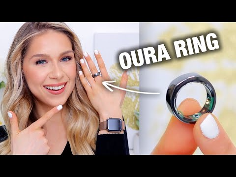 Oura Ring Review 2020.Oura Ring 2019 Sizing Charging Wearing Using The App