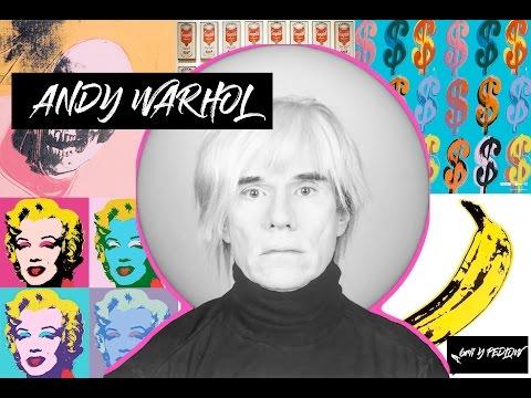 biografia de Andy Warhol