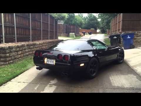 Repeat 89 C4 Corvette Cammed by McMx5 - You2Repeat