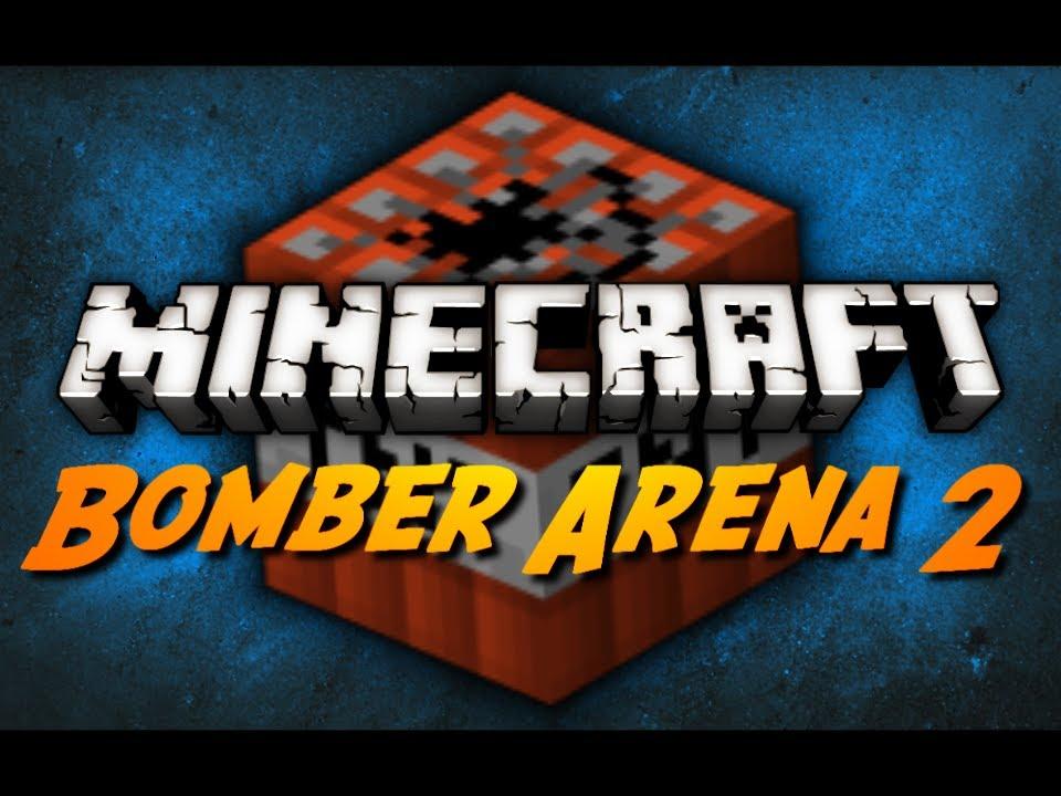 Minecraft Maps - Bomber Arena 2 - Pt  1