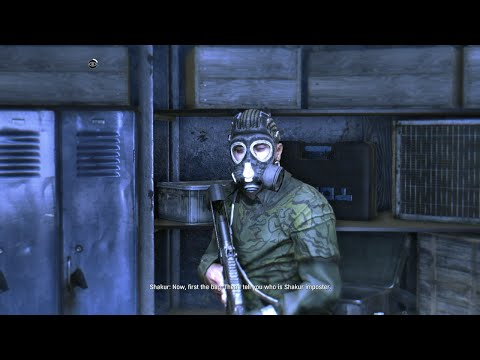 Dying Light - Gas Mask Man - Side Mission (Treasure Bag Location)
