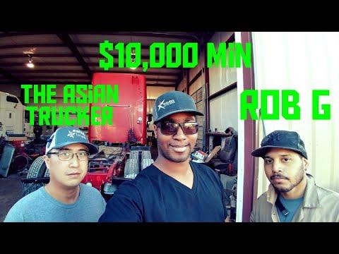 The Asian Trucker & Rob G (The Oilfield)